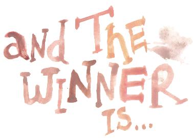 Résultat concours atelier Auriège deuxème Groupe :) and-the-winner-is