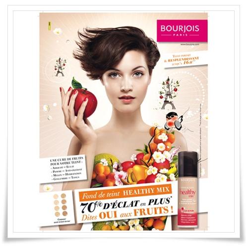 Coup de coeur : Le Healthy Mix de chez Bourgois  annonce-bourgois